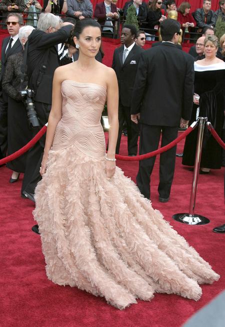 Penelope Cruz - 2007 Oscars
