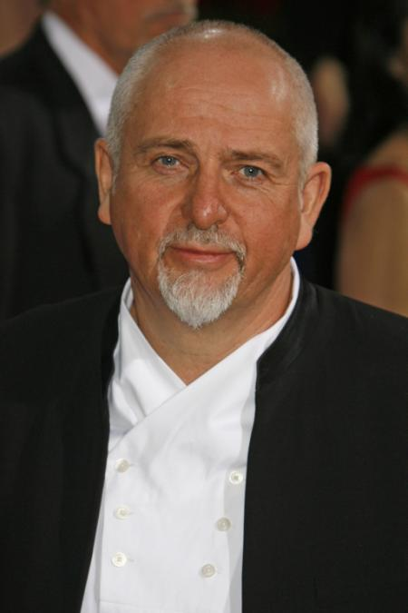 Peter Gabriel at the 2009 Oscars