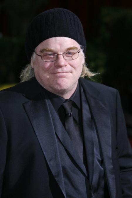 Phillip Seymour Hoffman at the 2009 Oscars