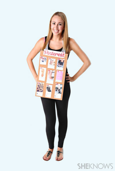 Pinterest Board costume