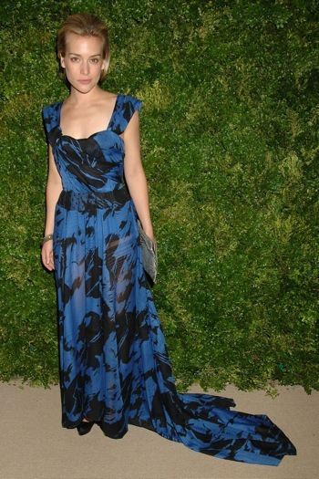 Piper Perabo at the CFDA/Vogue Fashion Fund