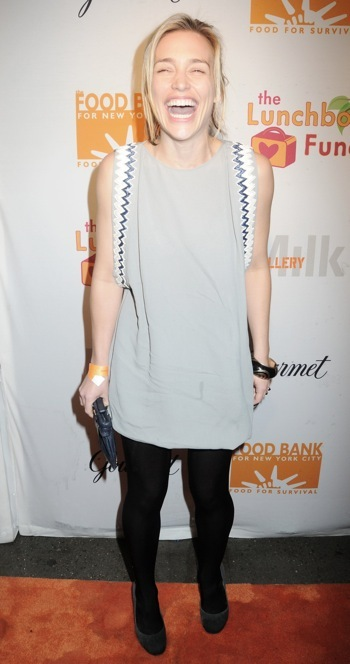 Piper Perabo at the Third Annual Lunchbox Auction