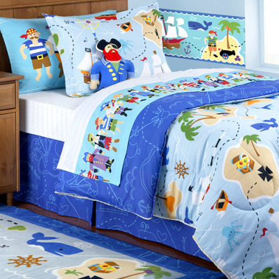 Pirates Bedding Set