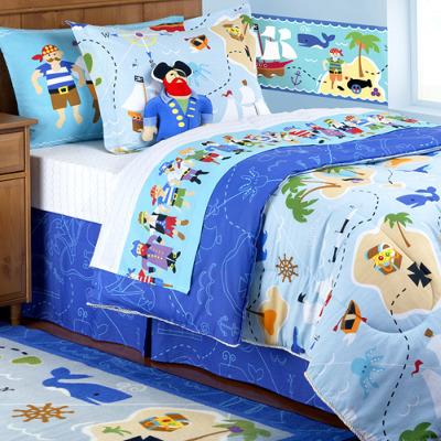 Pirates Bedding Set