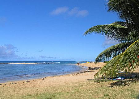 Poipu Beach Park, Hawaii