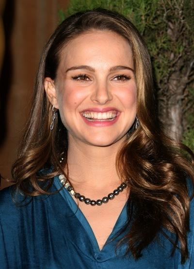 Natalie Portman's radiant style
