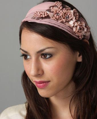 Preening Beauty Headband