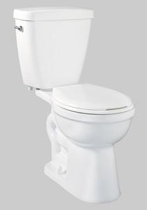 Delta Prelude 2-Piece Round Front Toilet