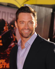 Hugh Jackman at the Gibson Amphitheatre in Universal City