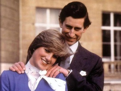 Princess Diana &amp;amp; Prince Charles - Happy Times