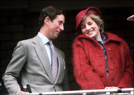 Princess Diana &amp;amp; Prince Charles Laughing