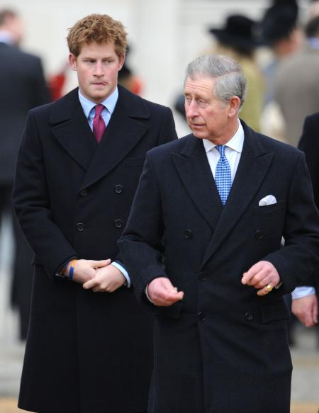 Prince Harry Prince Charles
