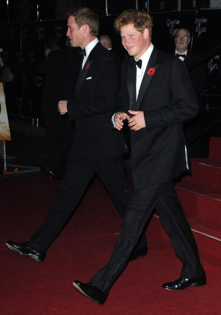 Prince Harry Quantum