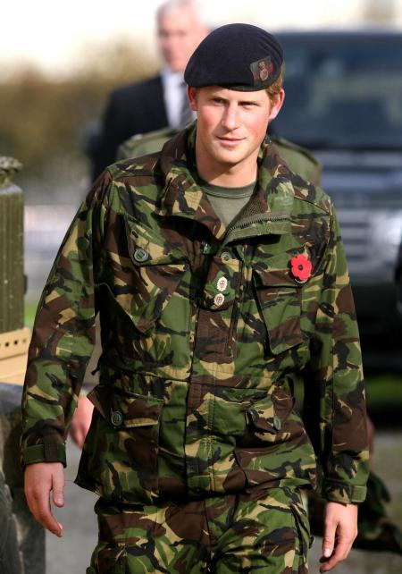 Prince Harry War