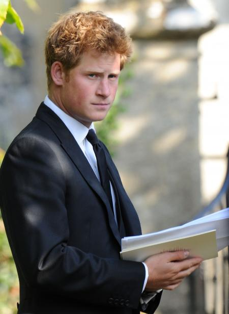 Prince Harry Thanksgiving