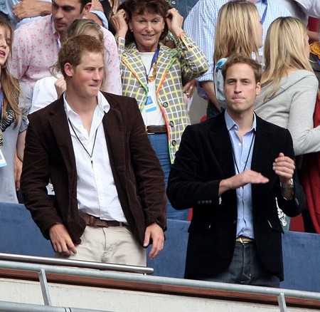Prince William & Prince Harry