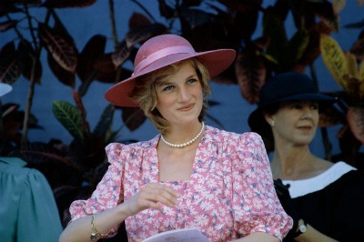 Princess Diana - Pretty in Pink