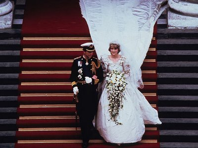 Princess Diana&#039;s Wedding Dress