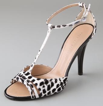Proenza Schouler Cutout High Heel Sandals