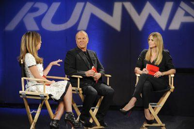Project Runway Season 7 Judges