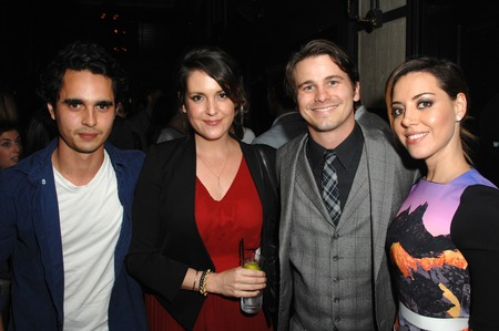 Aubrey Plaza, Jason Ritter & more