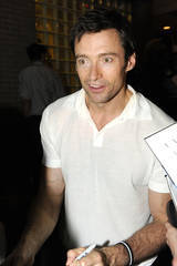 Hugh Jackman at Prince of Wales Theatre