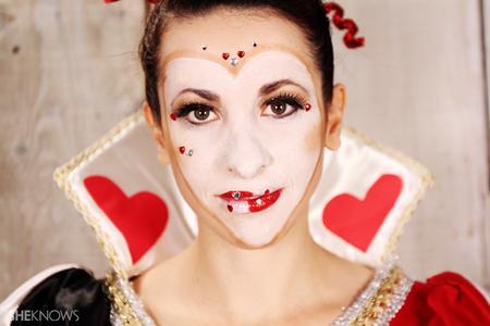 Halloween costume ideas: Queen of Hearts