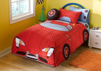 Race Car Bedding Set