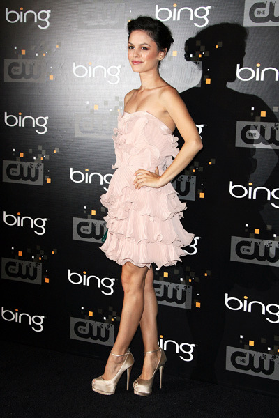 Rachel Bilson at the CW Premiere Party