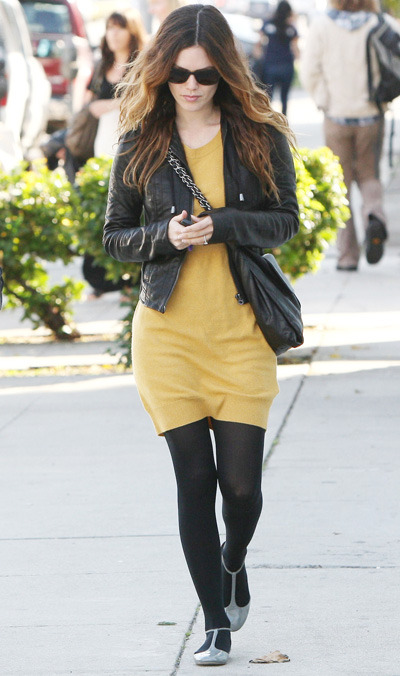 Rachel Bilson out in West Hollywood