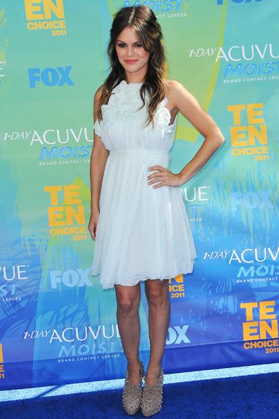 Rachel Bilson at the 2011 Teen Choice Awards
