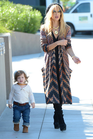 Rachel Zoe &amp;amp; Skyler