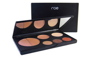 Rae Cosmetics Bungalow Glow Bronzing Palette