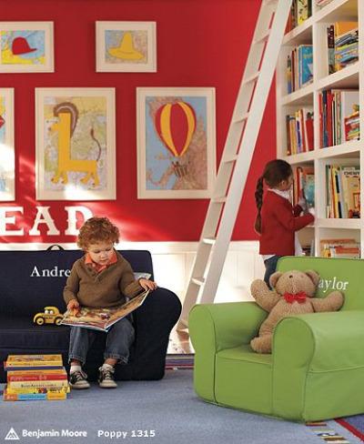 Reading Playroom