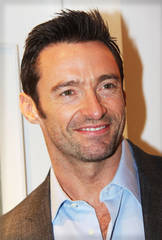 """Hugh Jackman attends the """"Nomad Two Worlds"""" Russell James Exhibit Opening"""