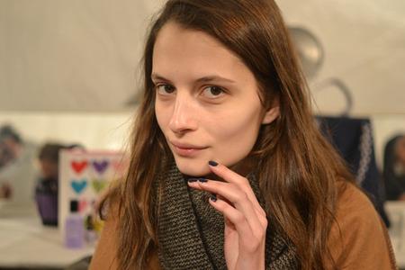 Rebecca Taylor model