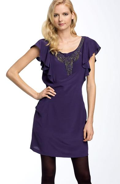 Rebecca Taylor Chained Dress