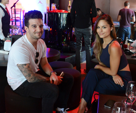 Mark Ballas & Pia