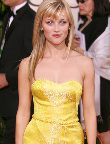 Reese Witherspoon yellow
