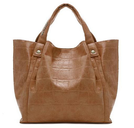 Biyibi Faux-Leather Tote