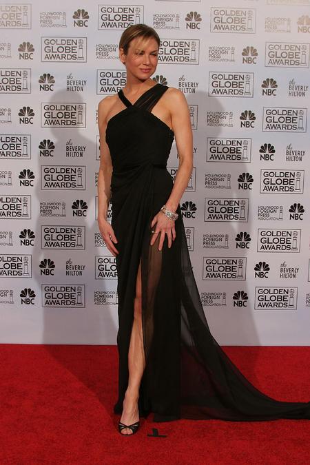 Renee Zellweger - 2006 Golden Globes