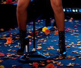 Rihanna's Boots