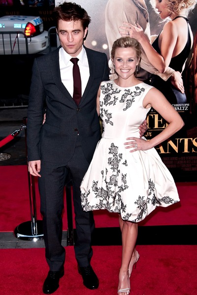 Robert Pattinson Water for Elephants premiere