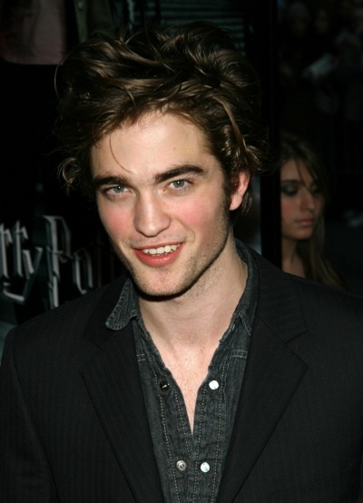 Robert Pattinson Harry Potter and the Goblet of Fire world premiere