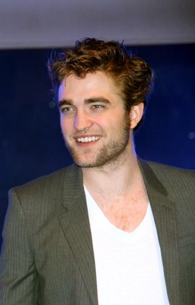 Robert Pattinson Twilight fan event