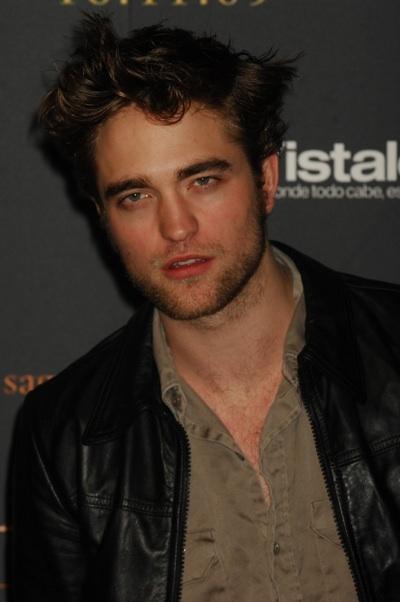 Robert Pattinson Twilight fan event Spain