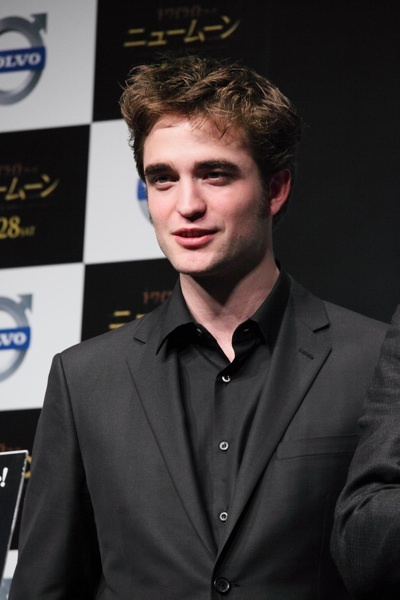 Robert Pattinson Twilight fan event Japan