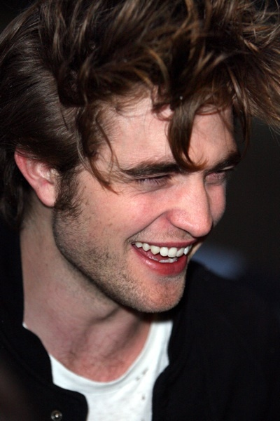 Robert Pattinson GMTV