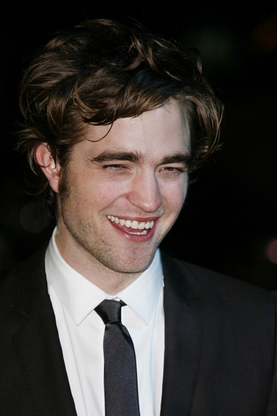 Robert Pattinson Twilight UK premiere