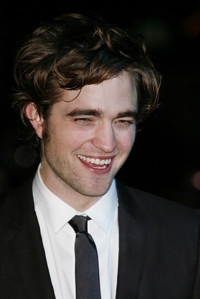 Robert Pattinson Twilight UK premiere